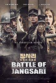 Watch Free The Battle of Jangsari (2019)