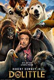 Watch Free Dolittle (2020)