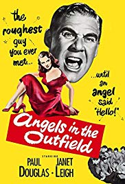 Watch Free Angels in the Outfield (1951)