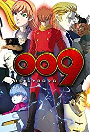 Watch Free 009 Re: Cyborg (2012)
