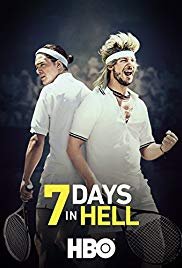 Watch Free 7 Days in Hell (2015)