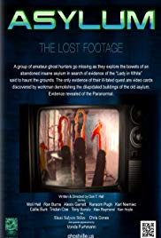Watch Free Asylum, the Lost Footage (2013)