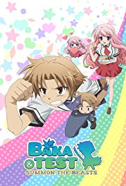 Watch Free Baka and Test: Summon the Beasts (2010 )