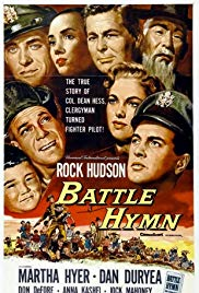 Watch Free Battle Hymn (1957)