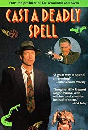 Watch Free Cast a Deadly Spell (1991)