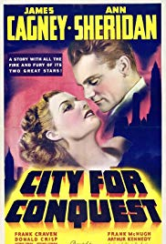 Watch Free City for Conquest (1940)