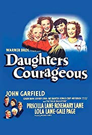 Watch Free Daughters Courageous (1939)