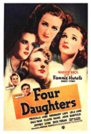 Watch Free Four Daughters (1938)