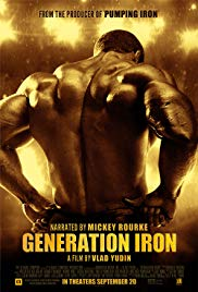 Watch Free Generation Iron (2013)
