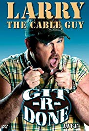 Watch Free Larry the Cable Guy: GitRDone (2004)