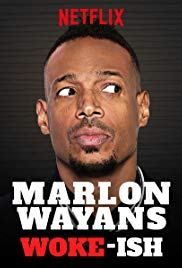 Watch Free Marlon Wayans: Wokeish (2018)