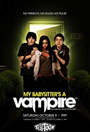 Watch Free My Babysitters a Vampire (2010)