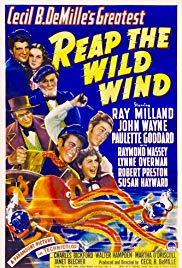 Watch Free Reap the Wild Wind (1942)