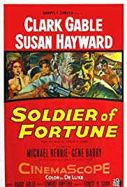 Watch Free Soldier of Fortune (1955)