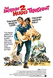 Watch Free The Incredible 2Headed Transplant (1971)