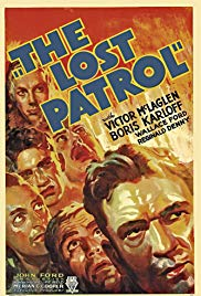 Watch Free The Lost Patrol (1934)