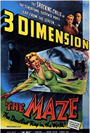 Watch Free The Maze (1953)