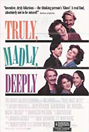Watch Free Truly Madly Deeply (1990)