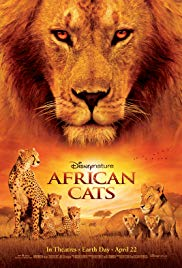 Watch Free African Cats (2011)