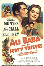 Watch Free Ali Baba and the Forty Thieves (1944)