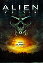 Watch Free Alien Origin (2012)