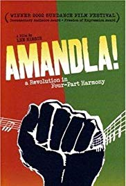Watch Free Amandla! A Revolution in Four Part Harmony (2002)