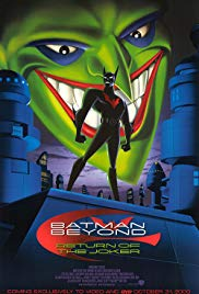 Watch Free Batman Beyond: Return of the Joker (2000)