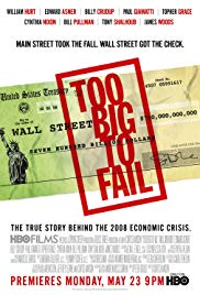 Watch Free Too Big to Fail (2011)