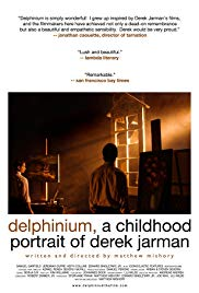 Watch Free Delphinium: A Childhood Portrait of Derek Jarman (2009)