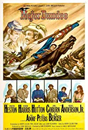 Watch Free Major Dundee (1965)