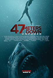 Watch Free 47 Meters Down: Uncaged (2019)