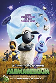 Watch Free A Shaun the Sheep Movie: Farmageddon (2019)