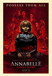 Watch Free Annabelle Comes Home (2019)