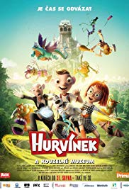 Watch Free Harvie and the Magic Museum (2017)