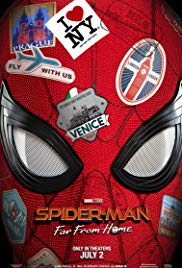 Watch Free SpiderMan: Far from Home (2019)