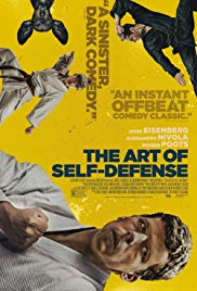 Watch Free The Art of SelfDefense (2019)
