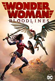 Watch Free Wonder Woman: Bloodlines (2019)