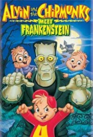 Watch Free Alvin and the Chipmunks Meet Frankenstein (1999)
