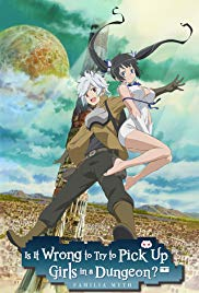Watch Free DanMachi: Is It Wrong to Try to Pick Up Girls in a Dungeon? (2015 )