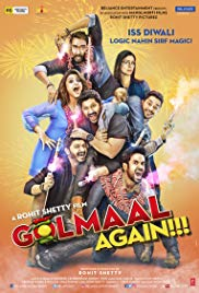 Watch Free Golmaal Again (2017)