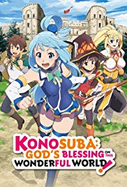 Watch Free KonoSuba  Gods Blessing on This Wonderful World! (2016 )