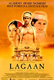 Watch Free Lagaan: Once Upon a Time in India (2001)