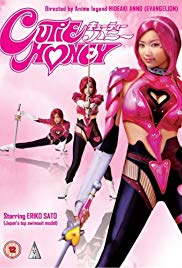 Watch Free Cutie Honey: Live Action (2004)