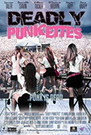 Watch Free Deadly Punkettes (2014)