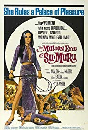Watch Free The Million Eyes of Sumuru (1967)