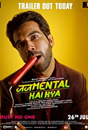 Watch Free Judgementall Hai Kya (2019)