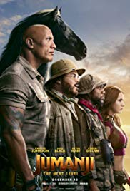 Watch Free Jumanji: The Next Level (2019)