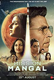 Watch Free Mission Mangal (2019)