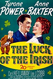 Watch Free The Luck of the Irish (1948)