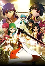 Watch Free Magi: The Labyrinth of Magic (20122013)